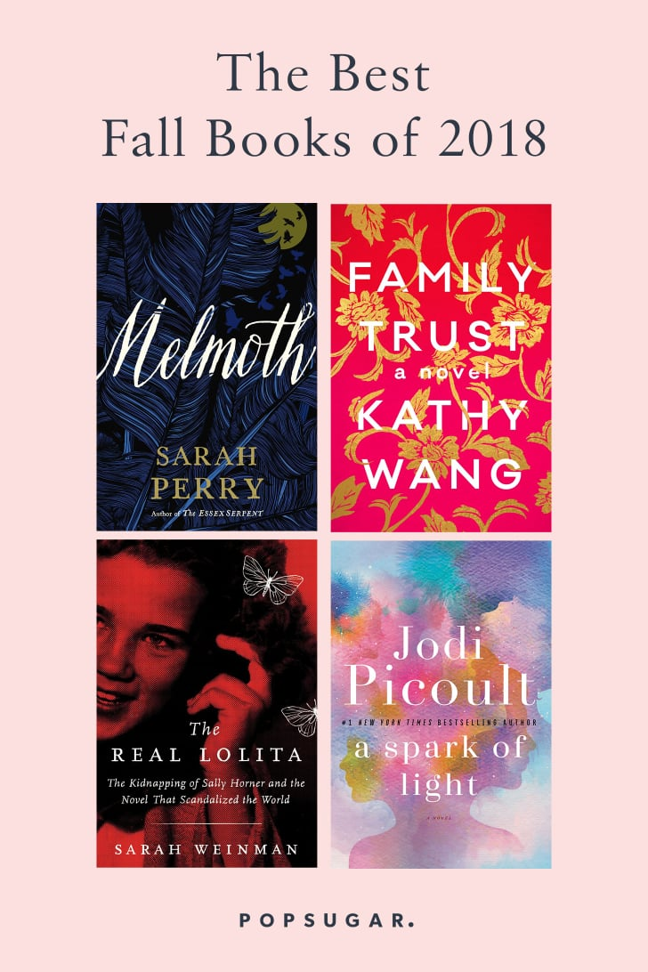 Best 2018 Fall Books For Women