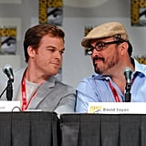 Michael C. Hall and David Zayas