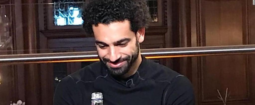 What's Mohamed Salah's Favorite Food?