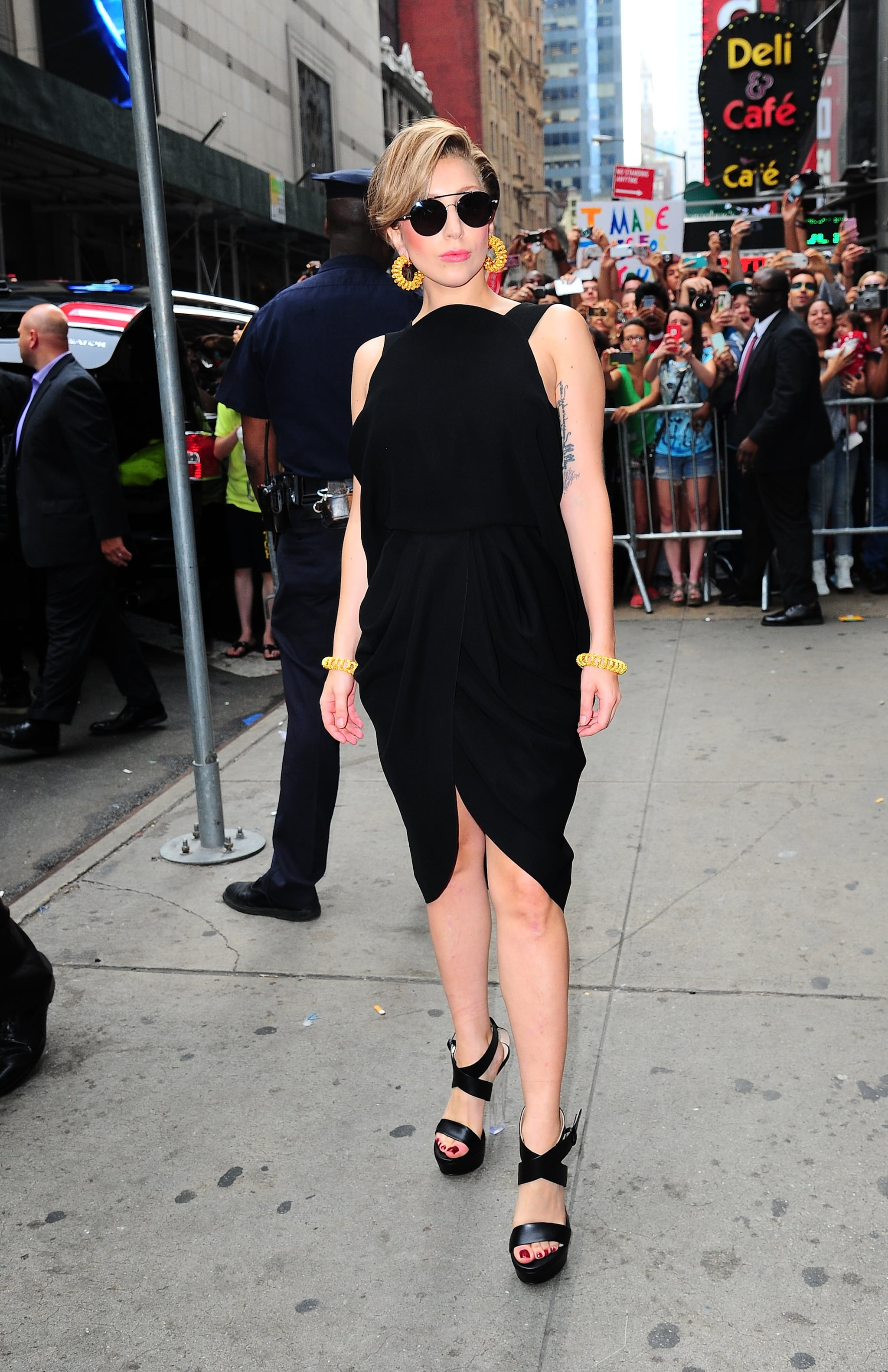 Lady Gaga in New York City