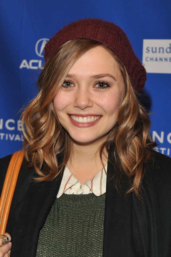 Elizabeth Olsen attended the Martha Marcy May Marlene premiere in 2011.