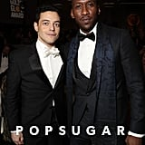 Pictured: Rami Malek and Mahershala Ali