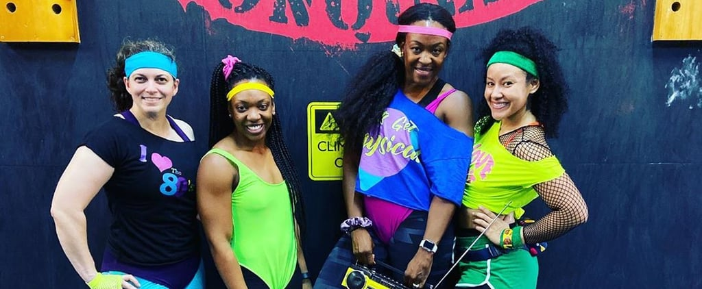 '80s Workout Costumes