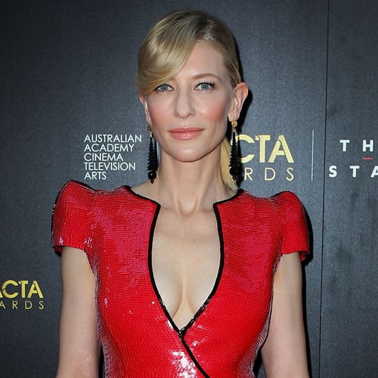 Beauty News: Cate Blanchett Face Of Giorgio Armani Fragrance