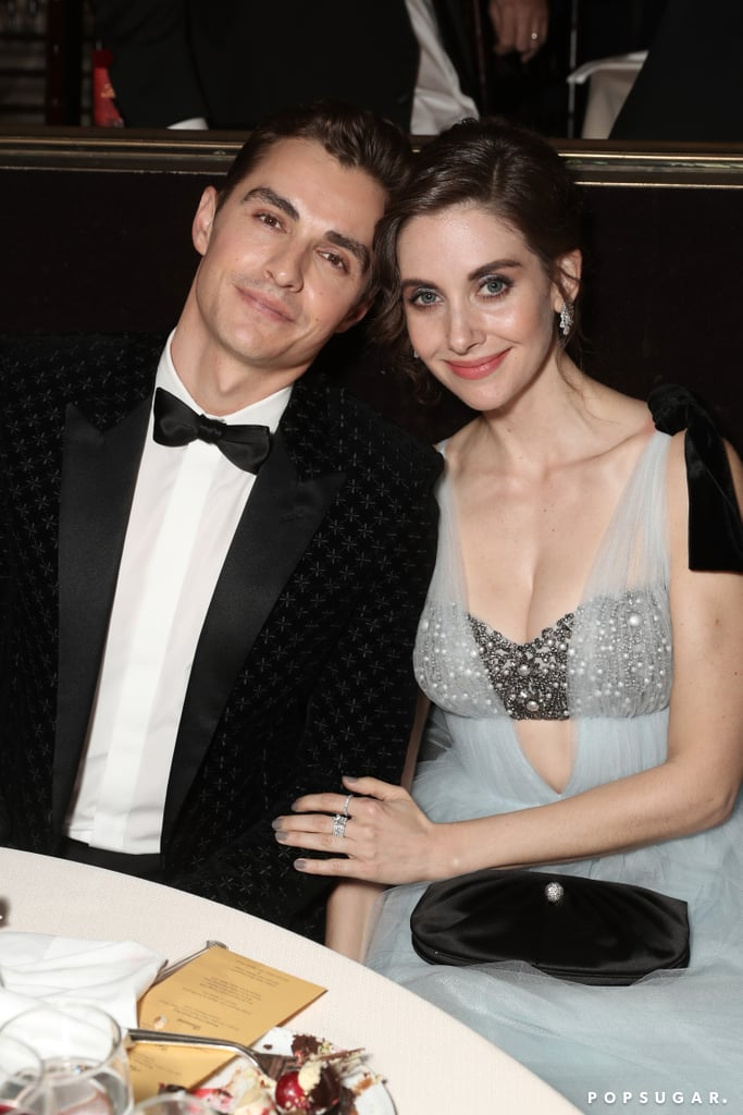 Pictured: Dave Franco and Alison Brie