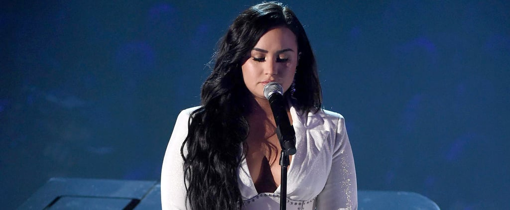 Demi Lovato's Performance at the 2020 Grammys   Video