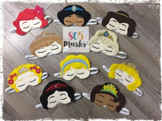 Princess Sleep Masks