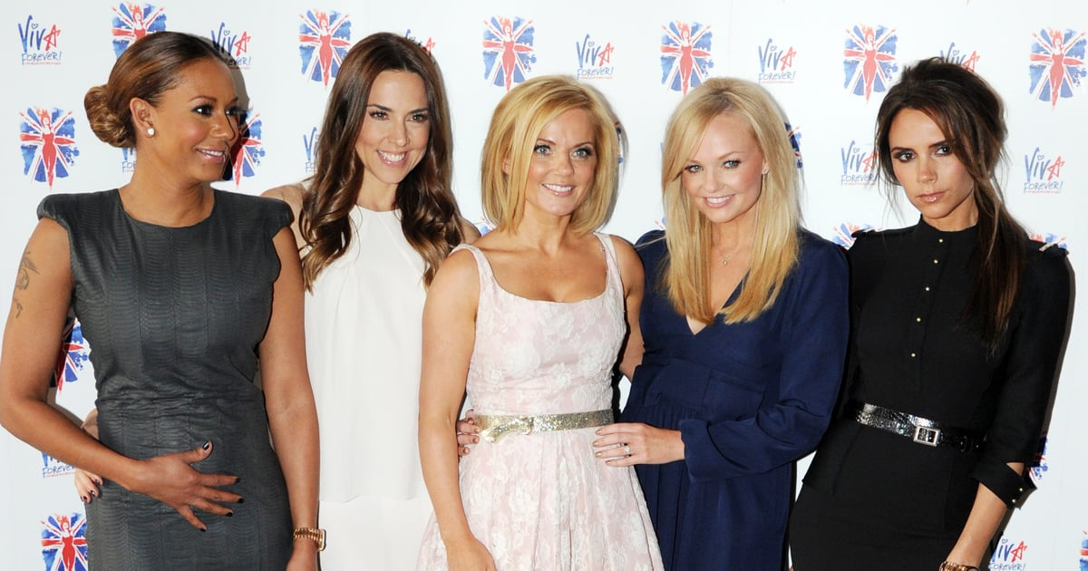 """Mel C Says the Spice Girls Are """"Working on"""" Getting Victoria Beckham to Join Them For a Tour.jpg"""