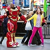Kimmy and Titus From Unbreakable Kimmy Schmidt