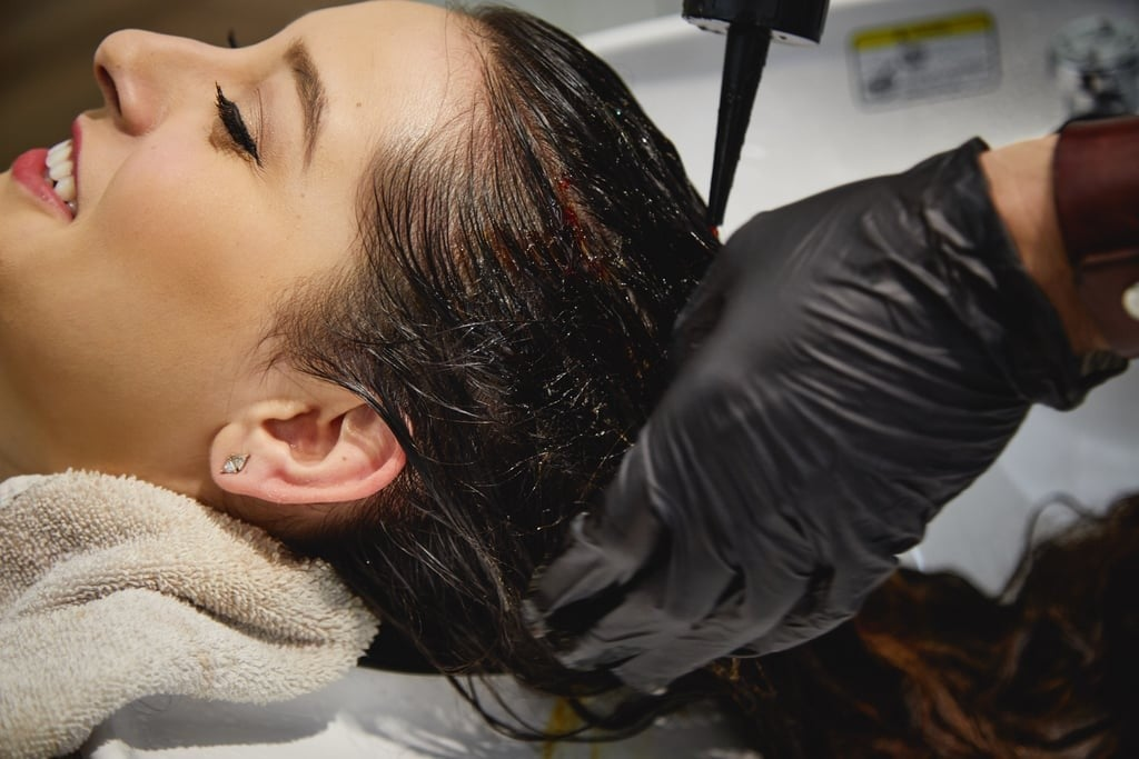 How to Get Hair Dye Off Your Skin, According to a Colourist