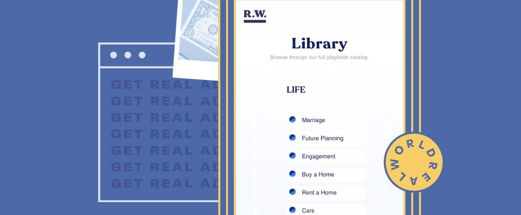 The Realworld App Helps You Navigate Adulthood