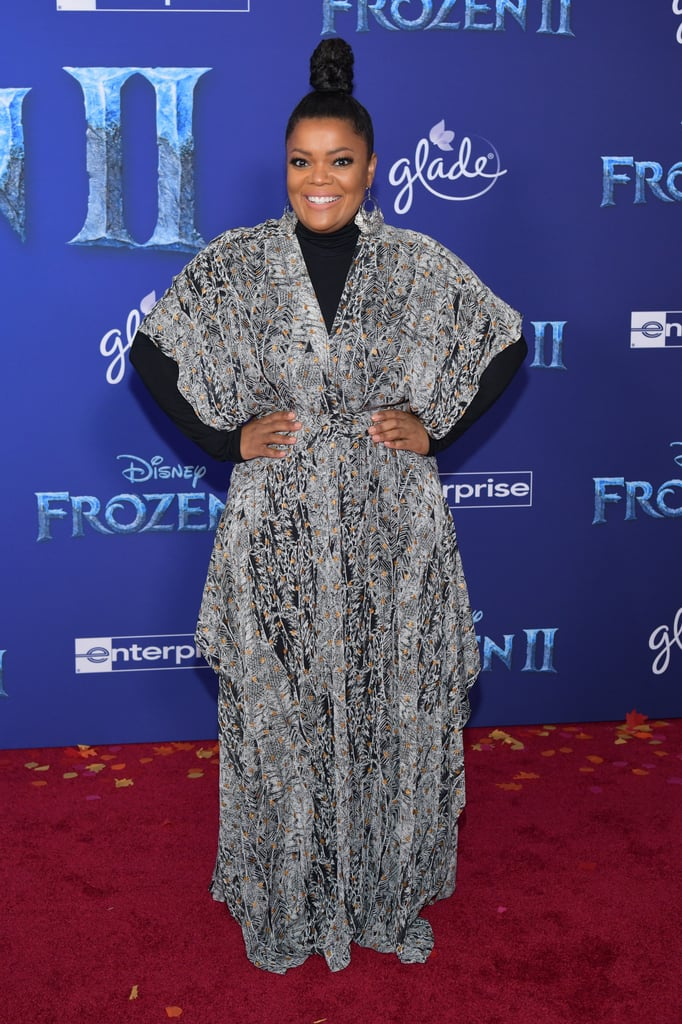 Yvette Nicole Brown at the Frozen 2 Premiere in Los Angeles