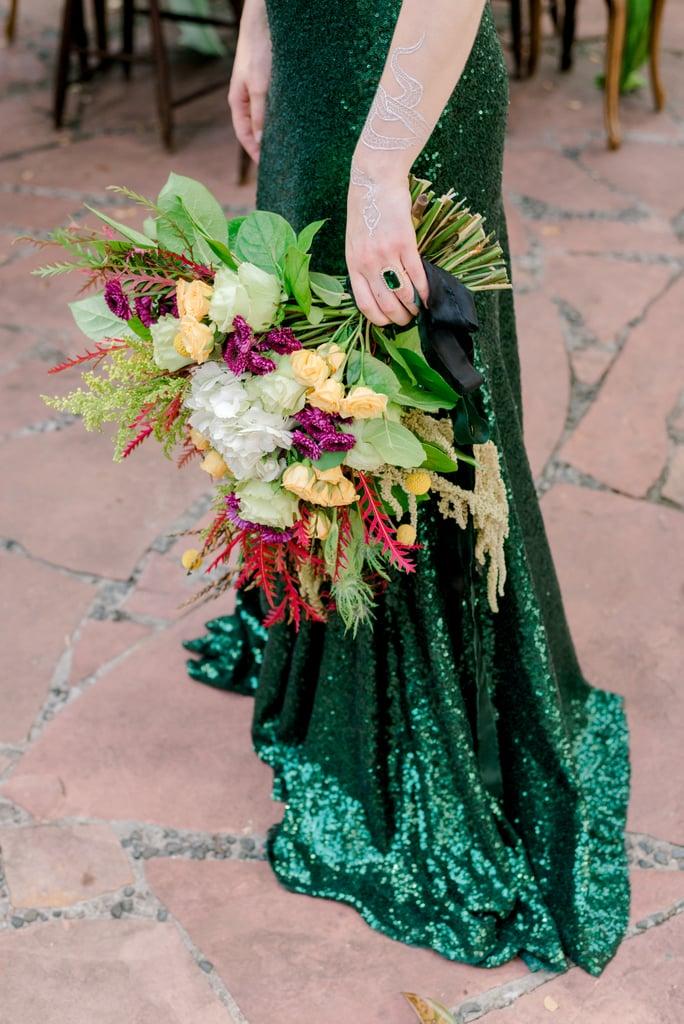 Harry Potter Slytherin Wedding