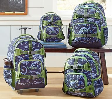 Dinosaur Excursion Ready Dinosaur Backpacks And