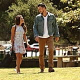 The Way They Were: A Look Back at Lea Michele and Matthew Paetz's Romance