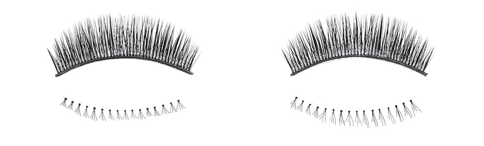 Try False Bottom Lashes