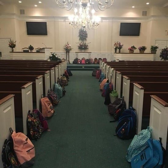 Teacher Asks For School Supplies at Her Funeral