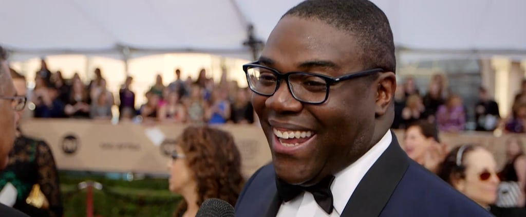 "Actors Sound Off on #OscarsSoWhite at the SAG Awards: ""We're Making Progress"""