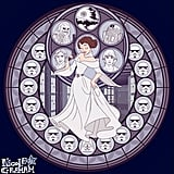 Disney Princess Leia Fan Art