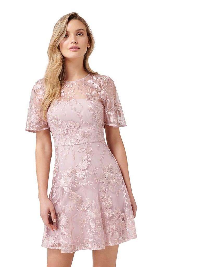 Ever New Ashton Embroidered Dress