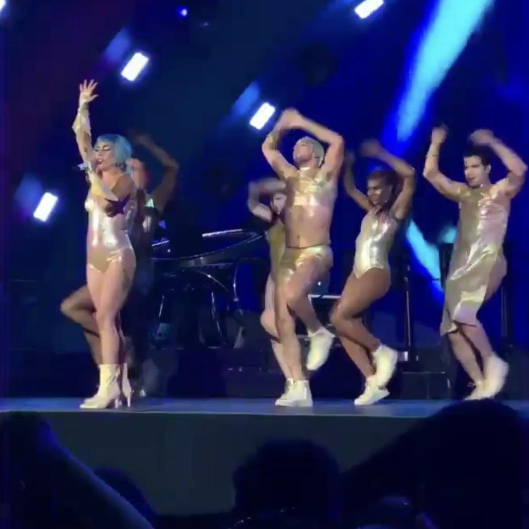 Lady Gaga Apple Park Performance Videos and Photos May 2019   POPSUGAR Entertainment UK