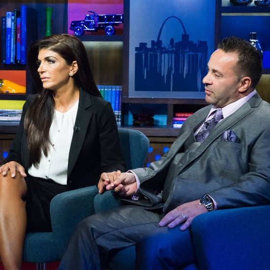 Teresa and Joe Giudice on Watch What Happens Live