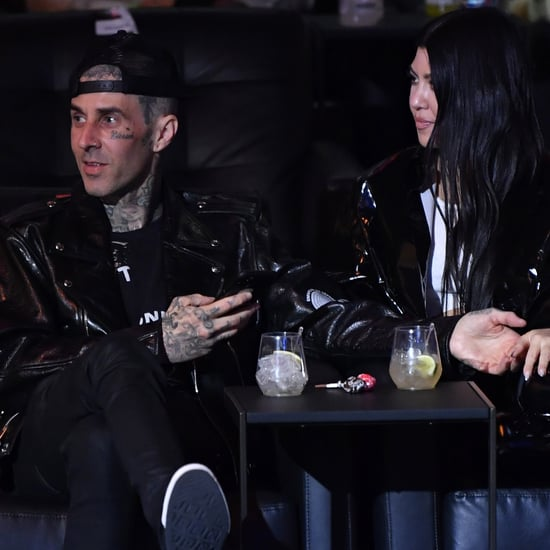 Travis Barker Just Got Kourtney Kardashian's Name Tattooed