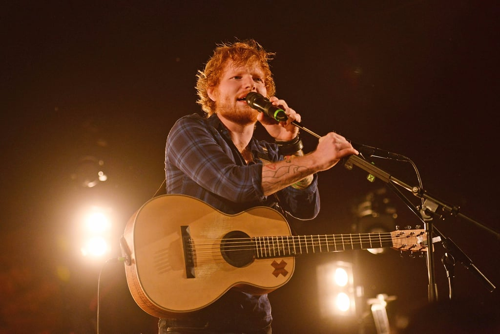 "Ed Sheeran Singing ""Shape of You"" Videos"