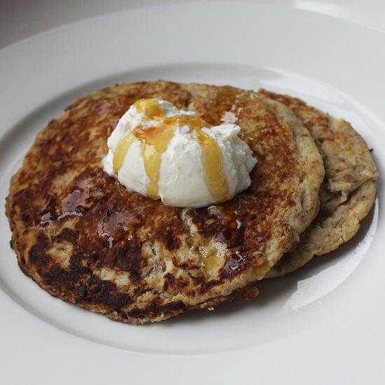 Healthy, Low-Fat, Grain-Free Pancakes Recipe