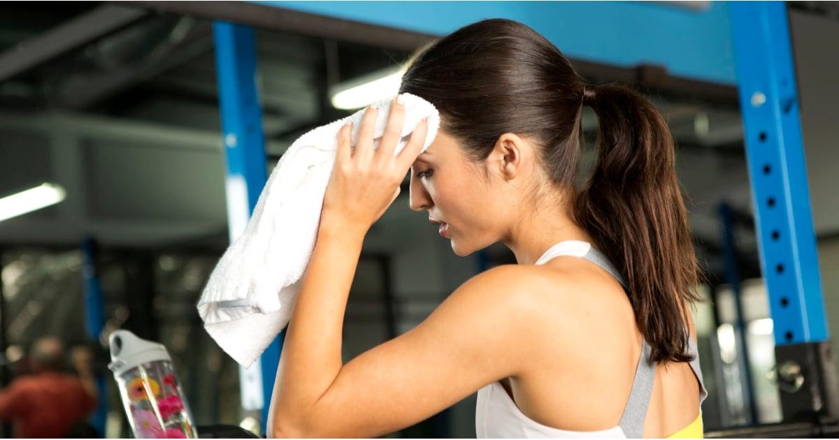 Effects Of Dehydration Popsugar Fitness