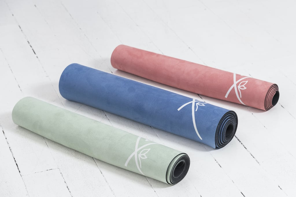 Luve Yoga Microfibre Natural Yoga Mat The Best Yoga Mats To Buy In Australia Popsugar Fitness Australia Photo 8