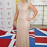 Kate Thornton wore nude Kate Gilbert.