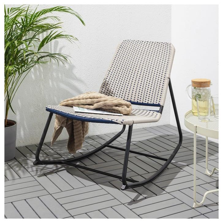 Överallt Rocking Chair | Best Ikea Outdoor Furniture For ...