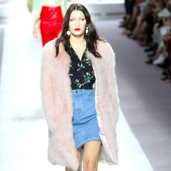 Topshop Unique Spring 2016 Show | London Fashion Week