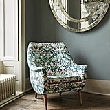 Liberty For Anthropologie Rivona Chair in Strawberry Thief