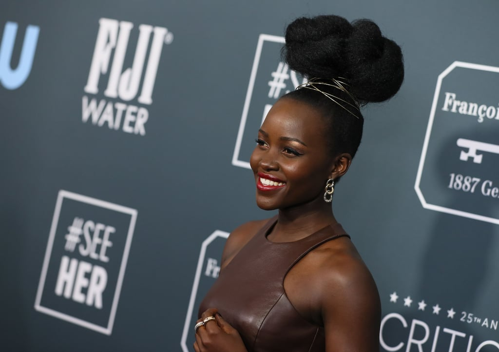 Lupita Nyong'o Best Beauty Looks