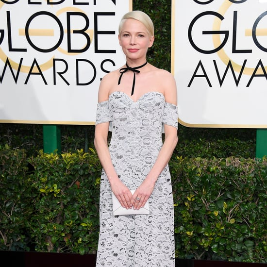 Michelle Williams's Dress at Golden Globes 2017