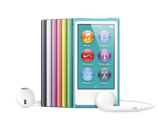 Seventh Generation iPod Nano