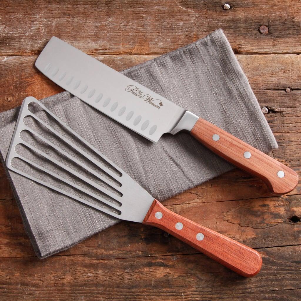 Two-Piece Cowboy Rustic Kitchen Essentials Set