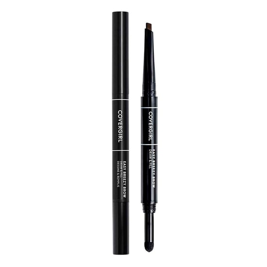 CoverGirl Easy Breezy Brow Draw & Fill Brow Tool Review