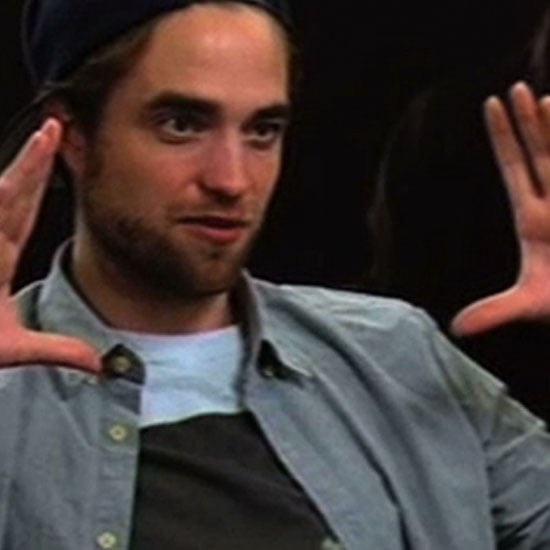 Robert Pattinson on Breaking Dawn Part 2 Sex Scene (Video)