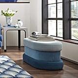 Now House by Jonathan Adler Chroma Upholstered Bench