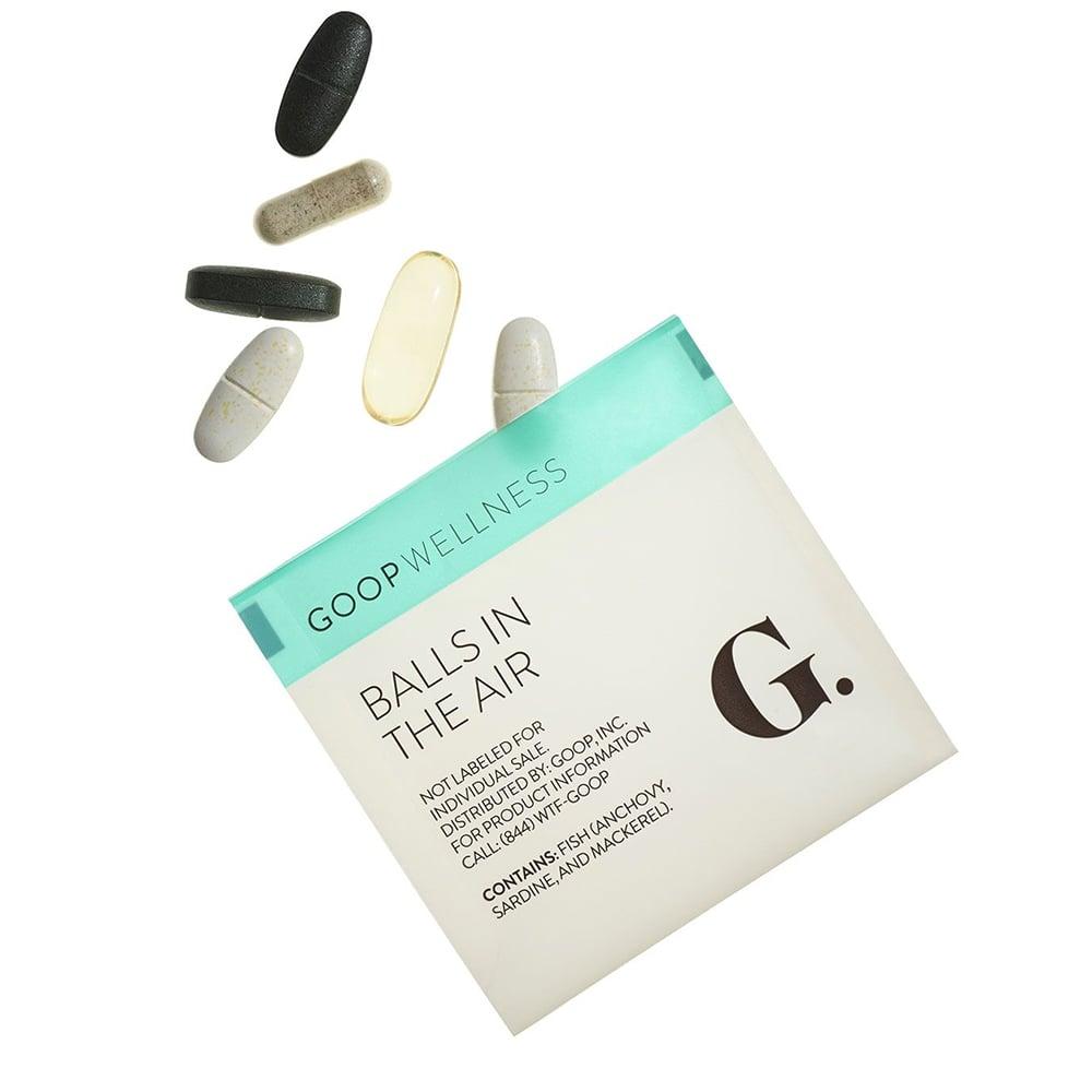 Goop Balls in the Air Supplement