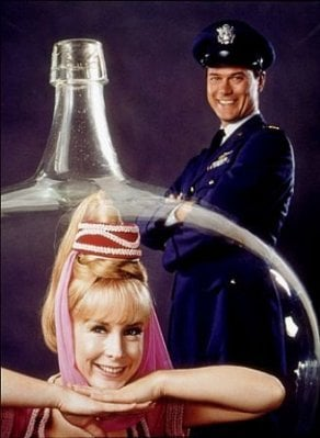 I Dream of Jeannie Movie Gets a Screenwriter