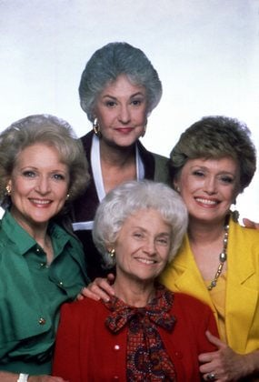 Recast Golden Girls and Win a Prize!