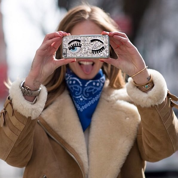 The Instagram Snaps You're Going to See Everywhere During Fashion Week