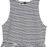 H&M Tank Top With Ruffle ($5)