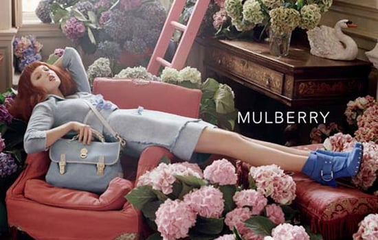 Get Lost In Mulberry's Lush Secret Garden S/S 2011 Campaign, shot by Tim Walker