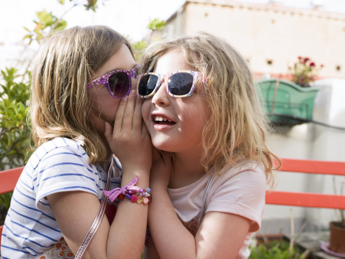 Do: Show Your Child That All Friendships Don't Depend on School