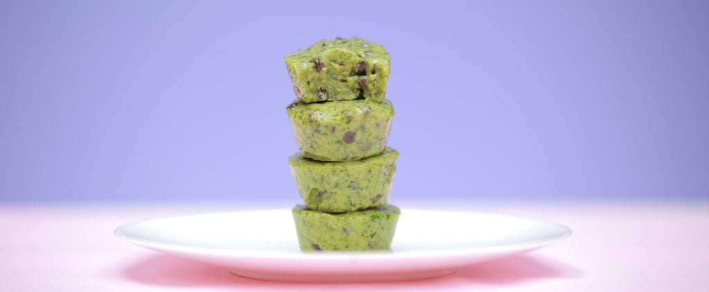 Power Up on Protein With These Mint Chocolate Nice Cream Bites